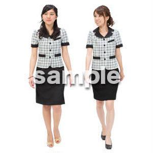Cutout People ビジネス-日本人 EE_096