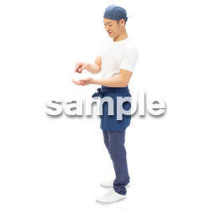 飲食店 男性 RA_08