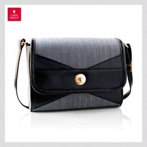 ribbon bag【 black 】