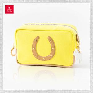 HORSESHOE CASE〈Yellow × Beige〉