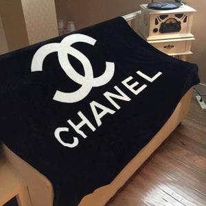再入荷 CHANELブランケット シャネル 男女 暖かい素材 人気美品 カジュアル 毛布 200*150CM