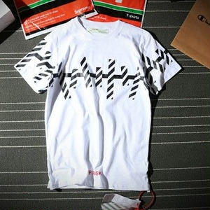 新品 オフホワイトTシャツ Off-WhiteTシャツ 男女兼用 送料無料 カジュアル ユニセックス