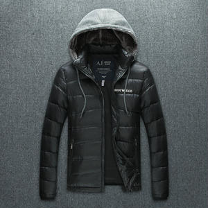 アルマーニ ARMANIアウター ジャケット ファッション   ホワイトジョーラ  モッズダウンコート  軽量 暖かい