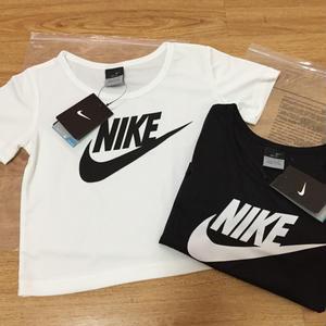 Nikeへそ出しTシャツ ナイキTシャツ 大人気    カジュアル