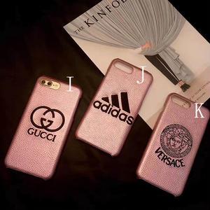 グッチ アディダスモバイルケース phoneケース カバー オシャレ 人気美品 お買い得! ピンク 多色選択 シンプル ウィメンズファッション メンズファッション