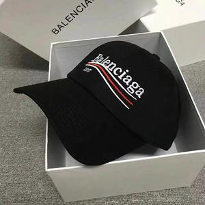 専用箱付き!プレゼント!バレンシアガキャップ balenciaga帽子 高品質 タグ付き ホワイトブラック選択 可愛い カジュアル シンプル ウィメンズファッション メンズファッション