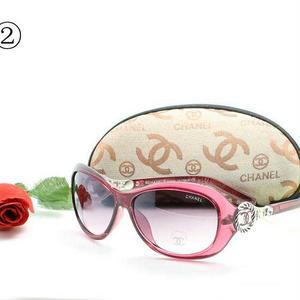 CHANELサングラス 新品メガネ シャネル好きに 可愛い