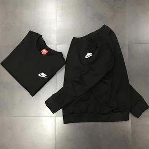 Nike長袖シャツ トレーナー 男女兼用 大人気 ナイキ 高品質 厚手絨 冬 秋新作 人気美品 ミニロゴ