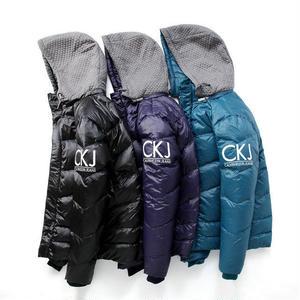 男性用 カルバンクライン Calvin Kleinアウター ジャケット ファッション   ホワイトジョーラ  モッズダウンコート  男女兼用