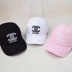 シャネル帽子 可愛いキャップ    CHANEL風 大人用 可愛い帽子