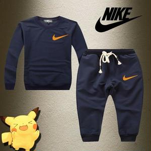 Nikeキッズセットアップ トップス セットアップ  クール 可愛い 子供愛用 男女兼用 キッズ 子供