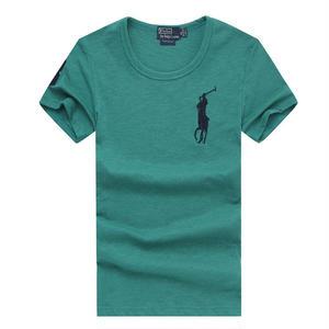 新品!ポロTシャツ 5色選択 ラルフローレン 半袖 男女兼用 カジュアルTシャツ