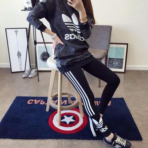 アディダススキニーパンツ 人気美品 レディース アディダスレギンス adidas ブラック