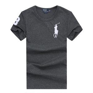 3色 ポロTシャツ ポロラルフローレン 半袖 カジュアルTシャツ colorful