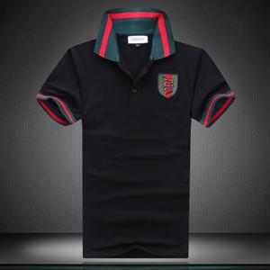グッチTシャツ半袖 GUCCITシャツ 高品質 メンズ 上質 運動適用 2色 メンズ愛用