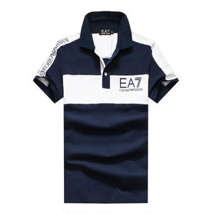 新入荷★  人気アルマーニ エンポリオ  Emporio Armani 半袖ポロシャツ EA7 ウェアポロシャツ   メンズ