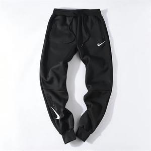 大人気ナイキカジュアルパンツ トレーニング愛用 男女兼用 メンズ愛用 レディース Nike ロゴ パンツ 高品質