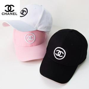 再入荷 シャネル風キャップ CHANEL好きに 3色 人気帽子 男女兼用  シンプル ウィメンズファッション メンズファッション
