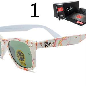 日焼け止めレイバンメガネ Ray-Banサングラス ウィメンズファッション メンズファッション サマー 美品 カジュアル カラフル 可愛い 箱付き! 2色  のコピー