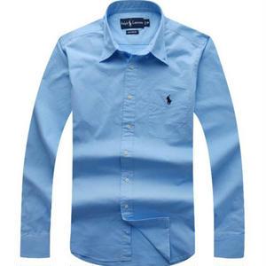 RALPH LAUREN 大人気ポロシャツ 男女長袖シャツ 紳士 男女兼用 ラルフローレンシャツ