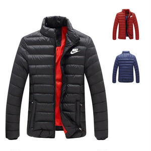 Nikeショートコート  軽量  暖かい 中綿ジャケット 防寒着  ナイキジャンパー 冬服 秋冬 ファッション 男女兼用
