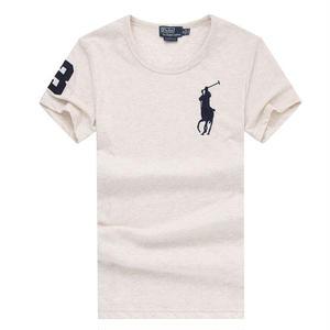 新品!POLOTシャツ ラルフローレン 半袖 男女兼用 シンプル カジュアル 5色選択★激安 可愛い