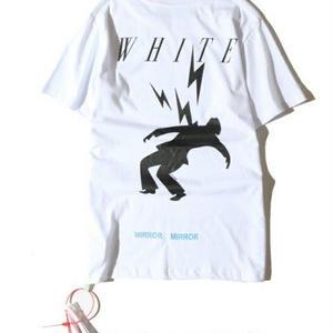 新入荷! 大人気オフホワイトTシャツ Off-WhiteTシャツ シンプル ウィメンズファッション メンズファッション 男女兼用