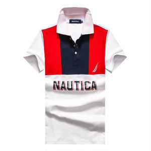 高品質! お買い得 ノーティカポロシャツ カジュアルTシャツ ユニセックス シンプル ウィメンズファッション メンズファッション