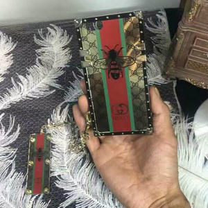 新入荷 グッチモバイルケース GUCCIIphoneケース カバー ミツバチ 小物付き