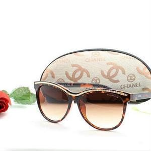 CHANELサングラス 可愛いメガネ シャネル好きに
