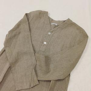 フォグリネンワーク fog linen work  スピカ ナイトシャツ