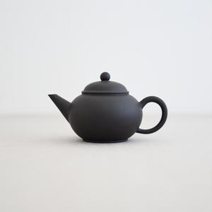 茶壺(ダークブラウン)