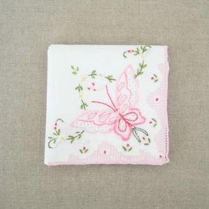 スワトウ刺繍ハンカチ d