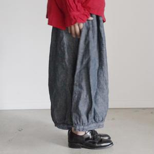 17-0010 Linen Denim Pants