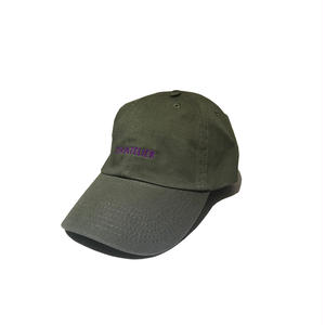 Just only one cap ( WWJD Remake ver.2 ) OLIVE×PURPLE Civiatelier