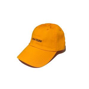 Just only one cap ( WWJD Remake ver.2 ) NEON ORANGE×BLACK Civiatelier