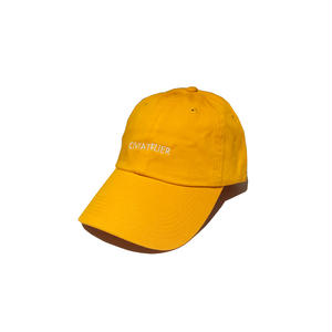 Just only one cap ( WWJD Remake ver.2 ) GOLD YELLOW×WHITE Civiatelier