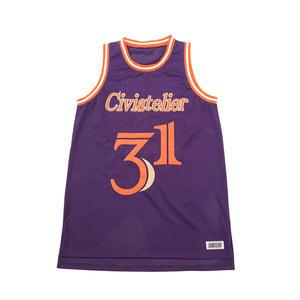 Civiatelier Original basket jersey tanktop P バスケットジャージ ユニフォーム