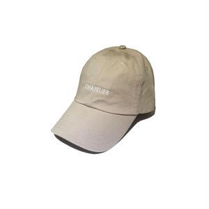 Just only one cap ( WWJD Remake ver.2 ) BEIGE×WHITE Civiatelier