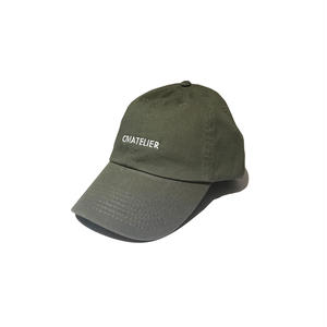 Just only one cap ( WWJD Remake ver.2 ) OLIVE×WHTE Civiatelier