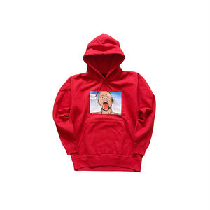 New Color Candy Hoodie Rod××× Red