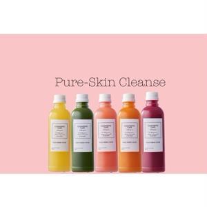 【11月限定 Pure-Skin Cleanse】*店頭受取専用