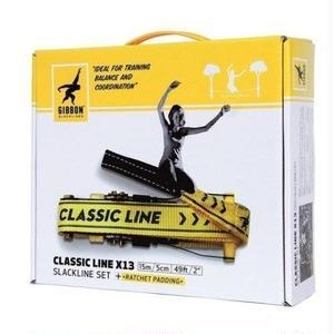 GIBBON スラックライン CLASSICLINE X13 15M