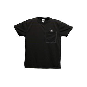 "MURACO(ムラコ) DRY ATHLETIC ""M"" TEE/P"