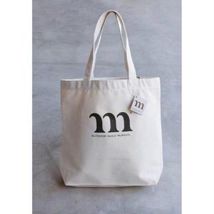 MURACO(ムラコ) TOTE BAG BK PRINT