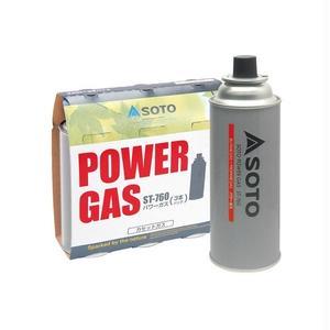 SOTO パワーガス(3本)