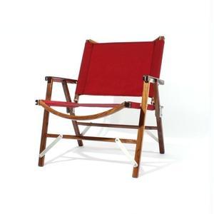 Kermit Chair WALNUT(カーミットチェア ウォールナット) -Burgundy-
