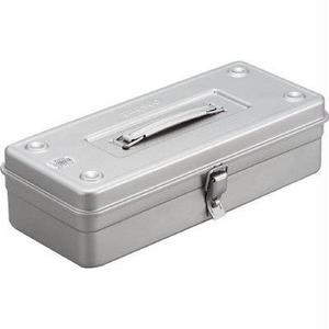 トランク型ツールボックス シルバー
