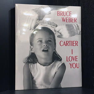 CARTIER I LOVE YOU  Bruce Wever