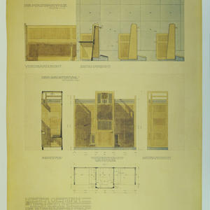 Otto wagner Drawing Portfolio No.50